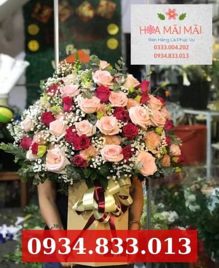Tiệm hoa tươi tại Phủ Lý