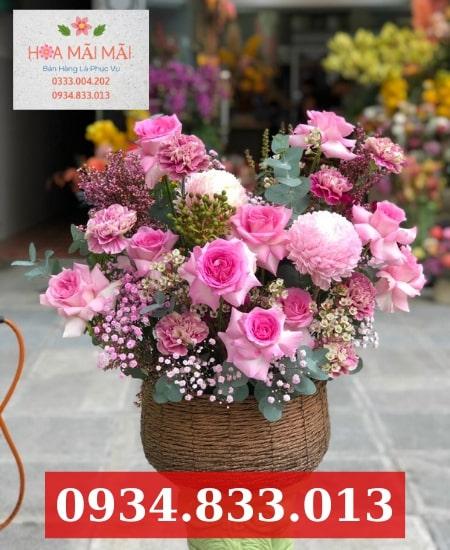 Đặt hoa tươi online tại Nam