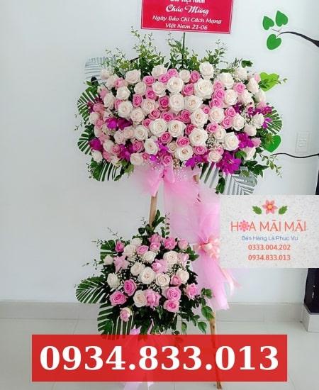 Shop Hoa Khai Trương Chất Lượng Phú Ninh