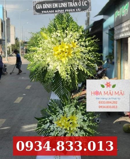 Mua hoa viếng tang lễ tại Đà Nẵng