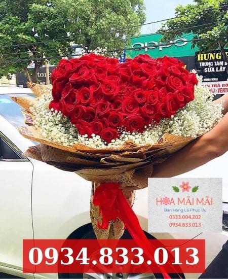 Đặt hoa sinh nhật tại Phan Rang