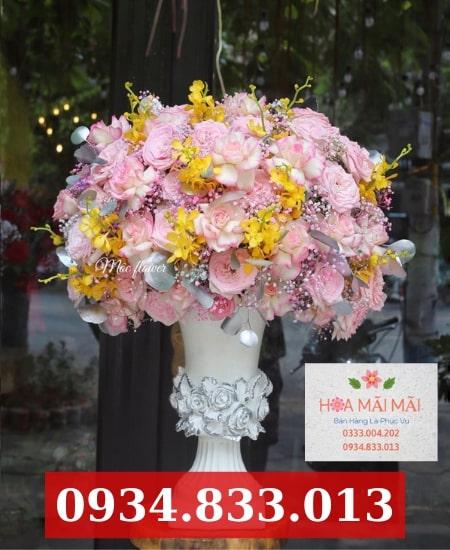 Tiệm hoa tươi quận Liên Chiểu