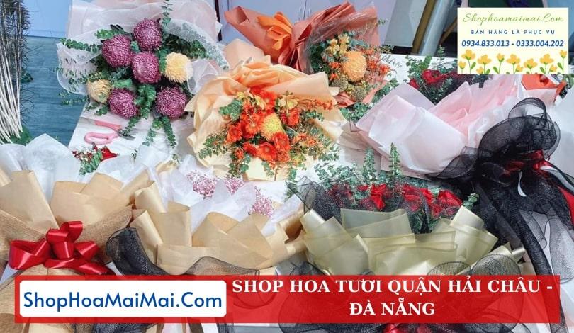 Shop hoa tươi Hải Châu Đà Nẵng