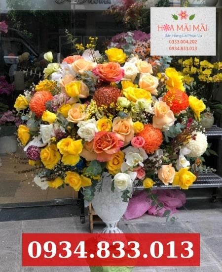 Mua hoa tươi online tại Hòa Xuân