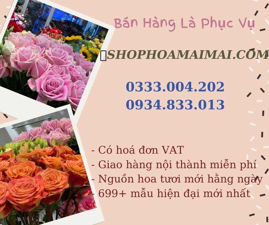 Đặt Hoa Online Tại TT Phước An