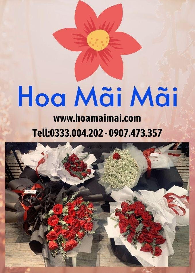 Đặt Hoa Tươi Online Tại TT Quảng Phú