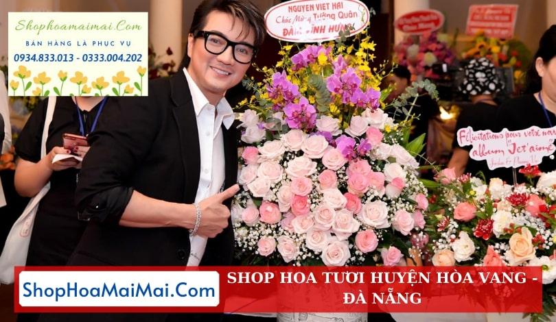 Shop hoa tươi huyện Hòa Vang