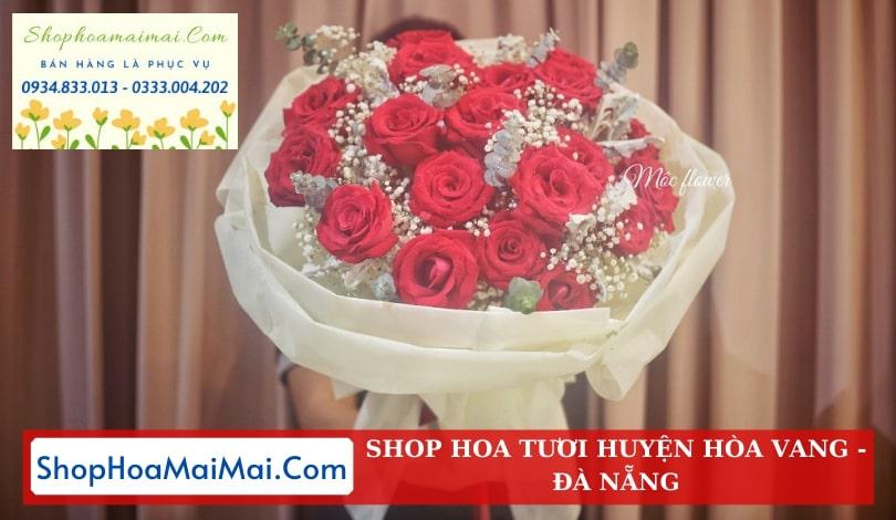 Cửa hàng hoa tươi Hòa Vang