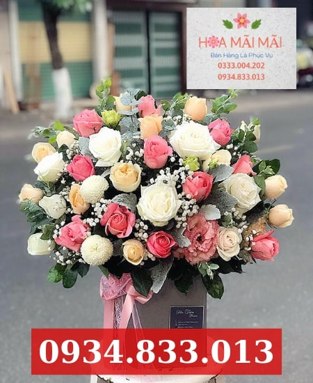 Giao hoa tươi tận nơi Sơn Trà Đà Nẵng