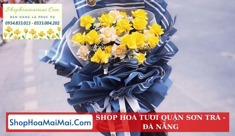 Mua hoa tươi online tại Sơn Trà