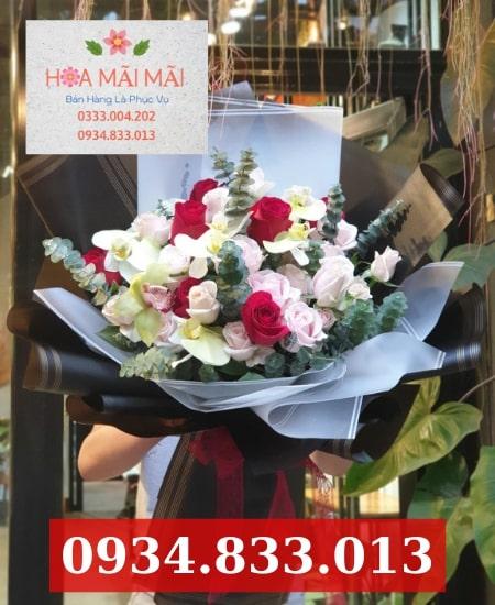 Shop hoa tươi online quận Sơn Trà