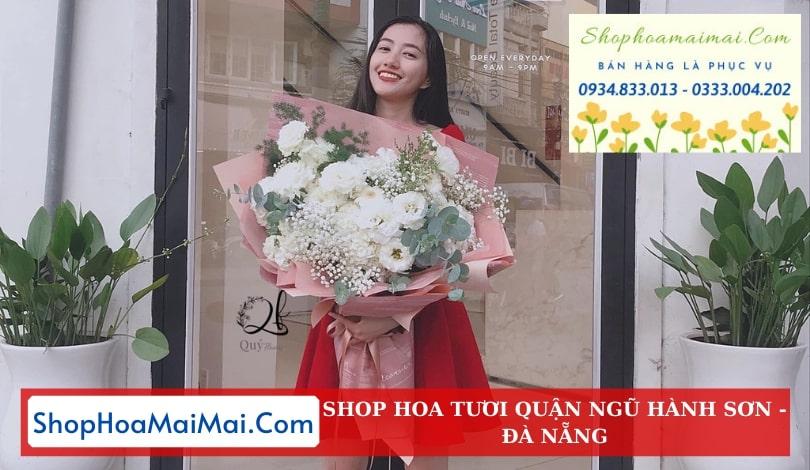 Đặt hoa tươi online quận Ngũ Hành Sơn