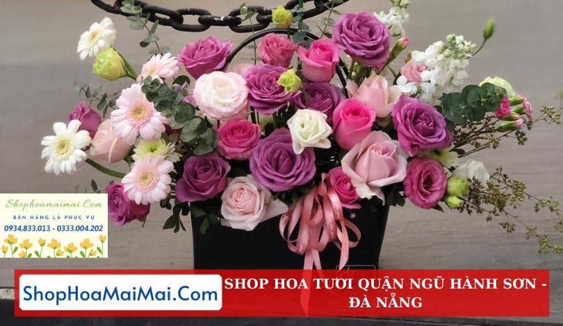 Shop hoa tươi chất lượng Ngũ Hành Sơn