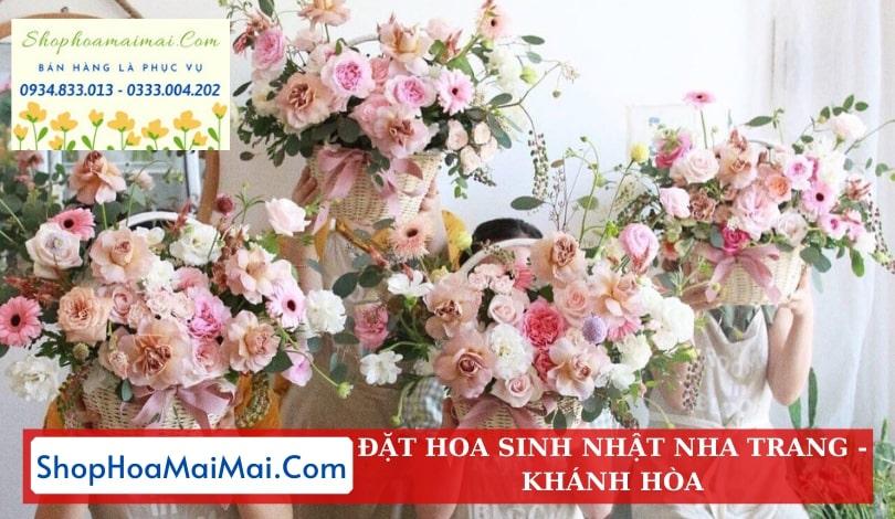 Shop hoa sinh nhật Nha Trang