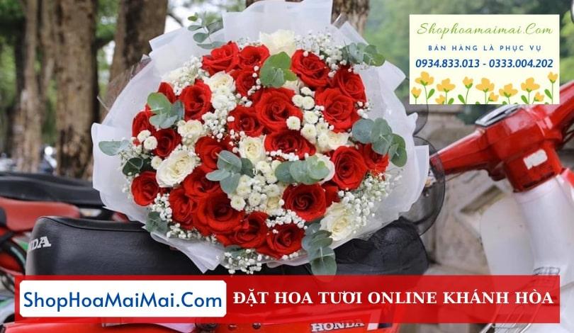 Đặt hoa tươi onine tại Nha Trang