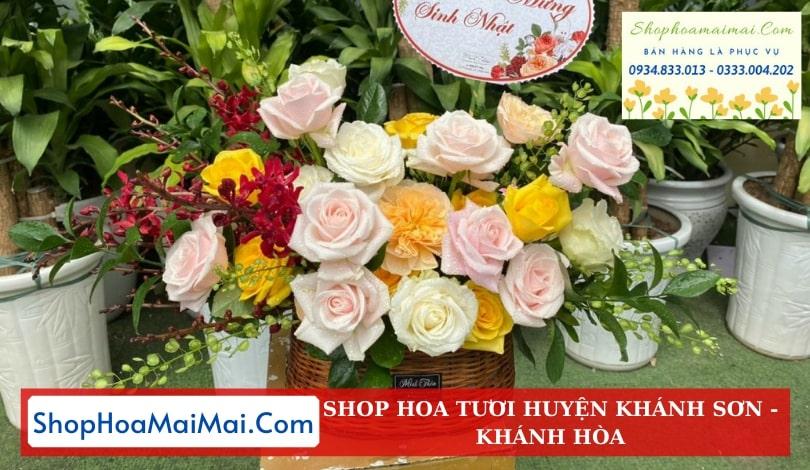 Ship hoa tươi tận nơi Khánh Hòa
