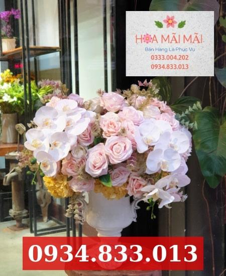 Điện hoa sinh nhật Ninh Thuận