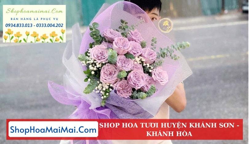 Shop hoa tươi giao hàng tận nơi Khánh Hòa