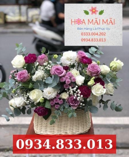 Tiệm hoa tươi huyện Khánh Sơn