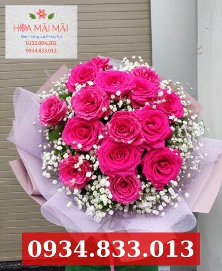 Tặng hoa tươi tận nhà Khánh Hòa