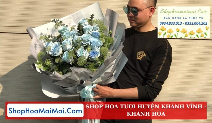 Cửa hàng hoa tươi Khánh Vĩnh