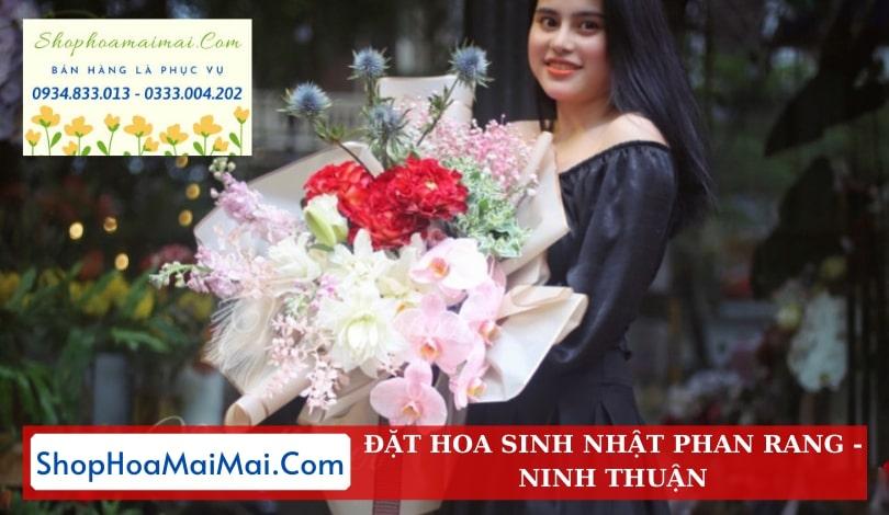 Shop hoa sinh nhật Ninh Thuận