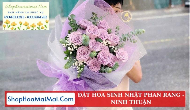 Mua hoa sinh nhật online Phan Rang