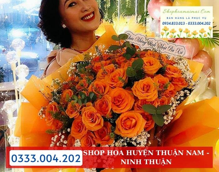 Tặng Hoa Tận Nơi Ninh Thuận