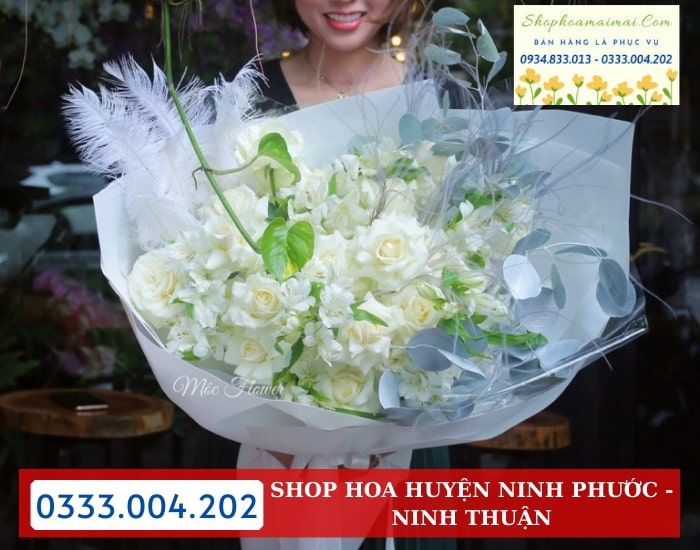Điện Hoa Sinh Nhật Ninh Phước