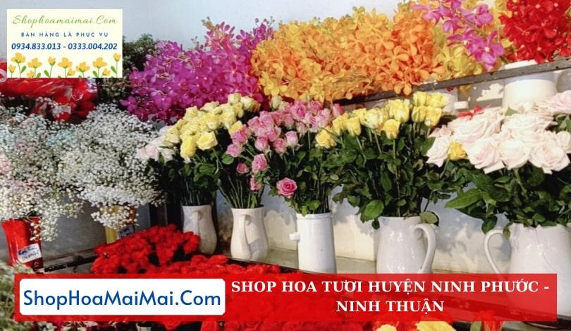 Đặt Hoa Online Ninh Phước