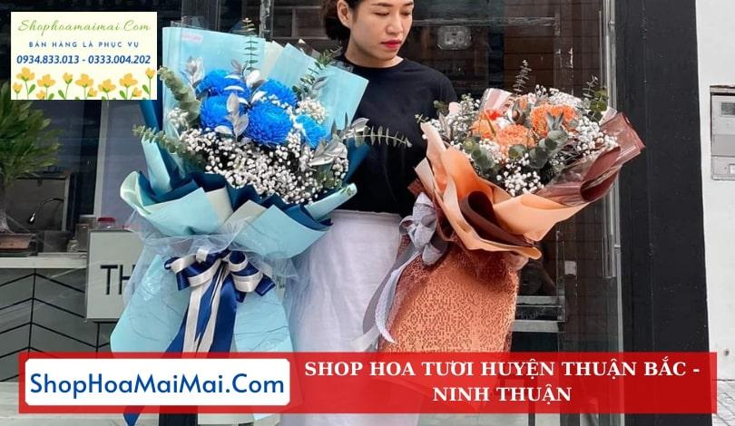 Tiệm Hoa Tươi Ninh Thuận