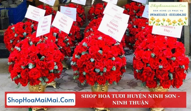 Cửa Hàng Hoa Tươi Ninh Sơn