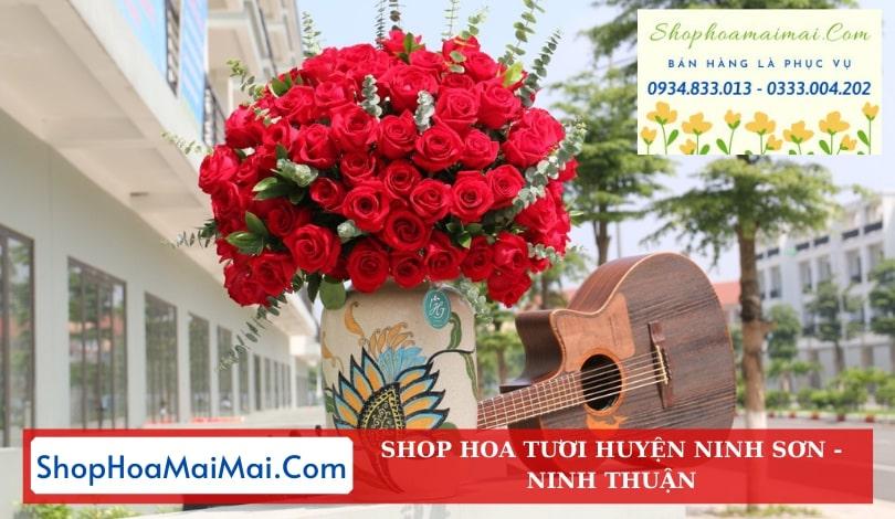 Đặt Hoa Tươi Huyện Ninh Sơn