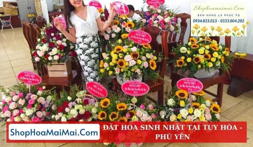 Shop Hoa Sinh Nhật Tuy Hòa