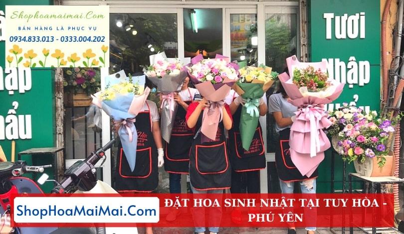Tiệm Hoa Sinh Nhật Phú Yên