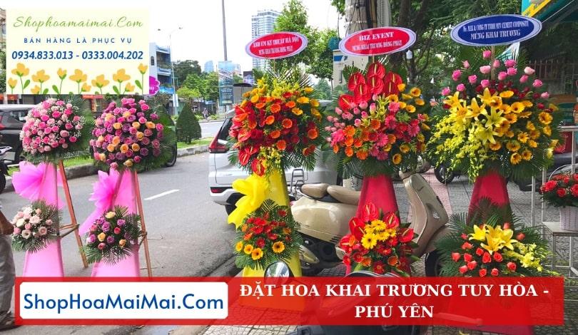 Điện Hoa Khai Trương Tuy Hòa