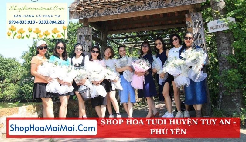 Shop Hoa Tươi Huyện Tuy An