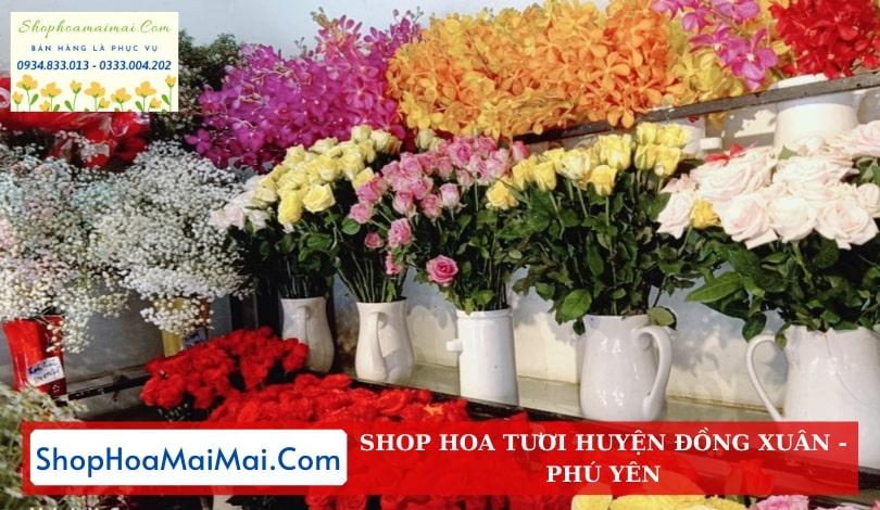 Cửa Hàng Hoa Tươi Phú Yên