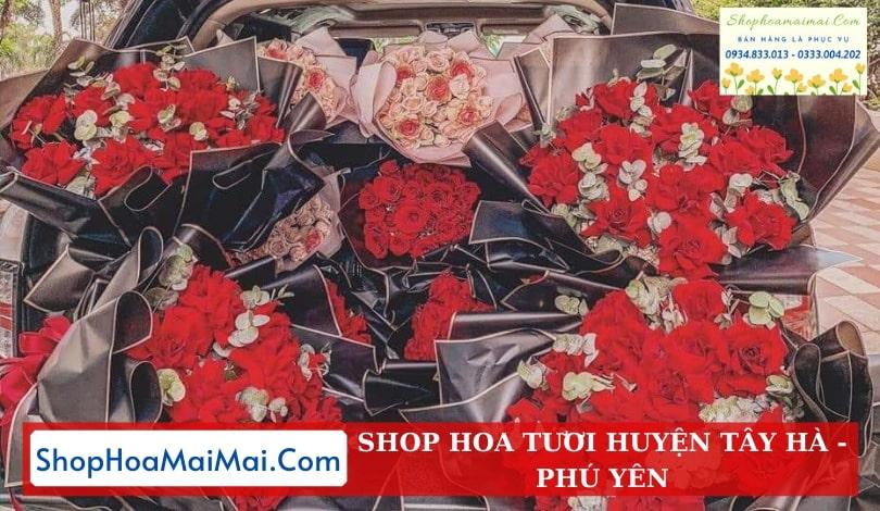 Shop Hoa Tươi Huyện Tây Hà