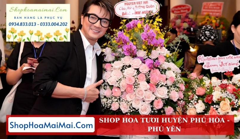 Shop Hoa Tươi Huyện Phú Hòa
