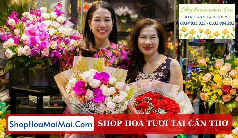 Shop Hoa Tươi Tại Cần Thơ