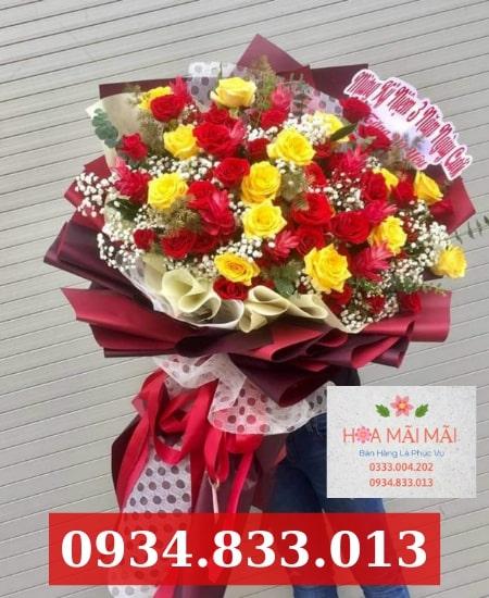 Tiệm Hoa Tươi Online Huyện Châu Thành