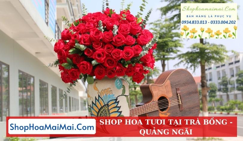Ship Hoa Khai Trương Tại Quảng Ngãi