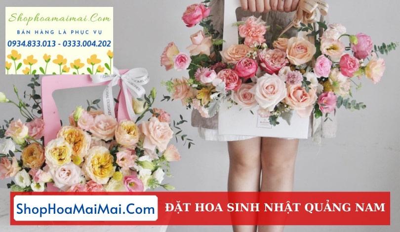 Shop Hoa Sinh Nhật Quảng Nam
