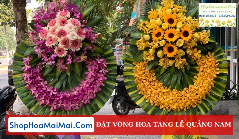 Mua Hoa Chia Buồn Tại Quảng Nam