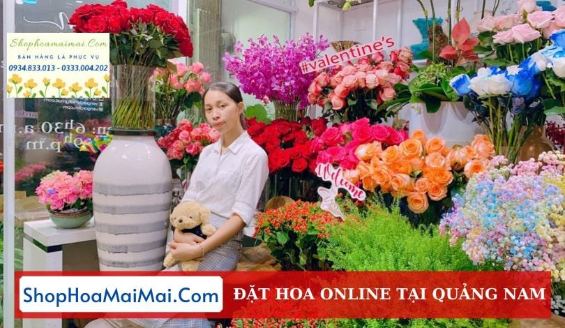 Shop Hoa Tươi Tại Quảng Nam
