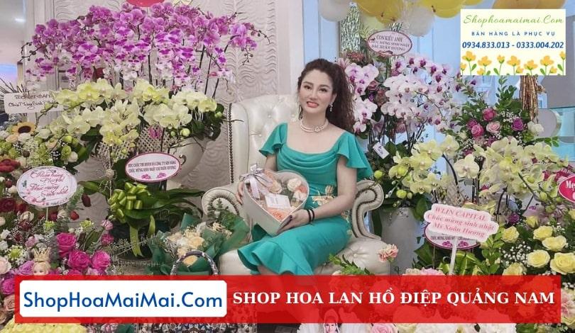 Cửa Hàng Hoa Lan Hồ Điệp Quảng Nam