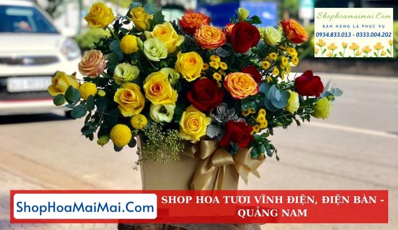 Tiệm Hoa Tươi Tại Quảng Nam
