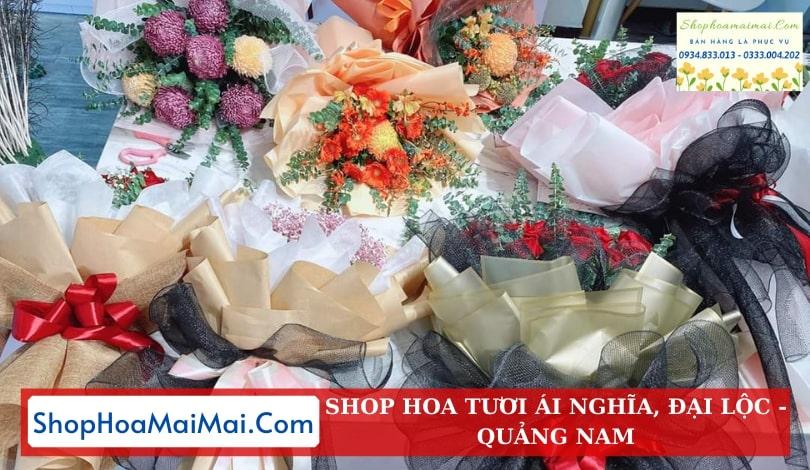 Shop Hoa Tươi Ái Nghĩa