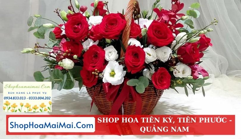 Shop Hoa Tươi Tại Tiên Phước